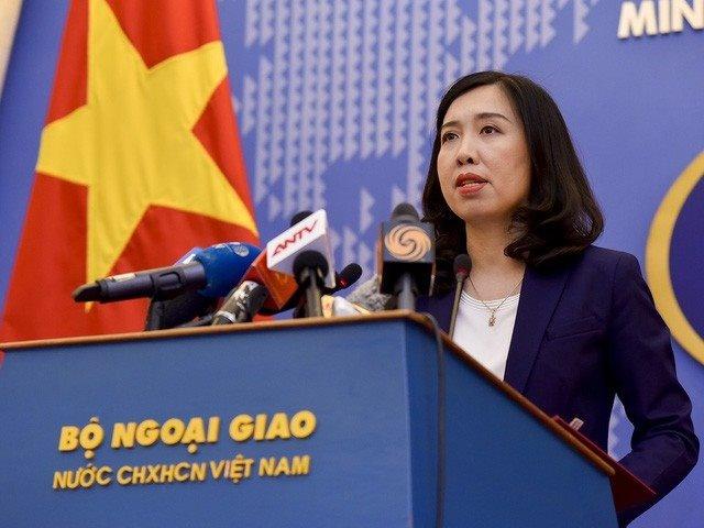 Phản đối Đài Loan diễn tập xung quanh đảo Ba Bình