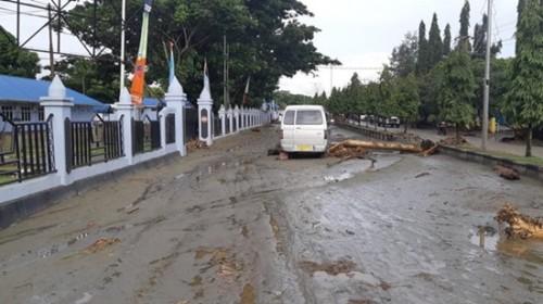Indonesia: Lũ quét khiến ít nhất 42 người thiệt mạng