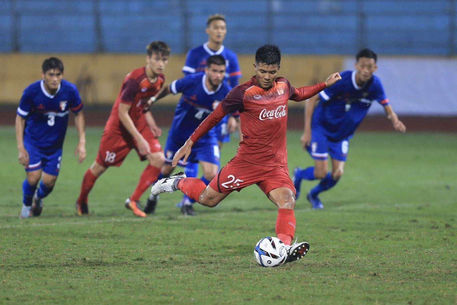 HLV Park Hang-seo đưa ra bản danh sách rút gọn đợt 1 của Đội tuyển U23 Việt Nam tham dự vòng loại U23 châu Á