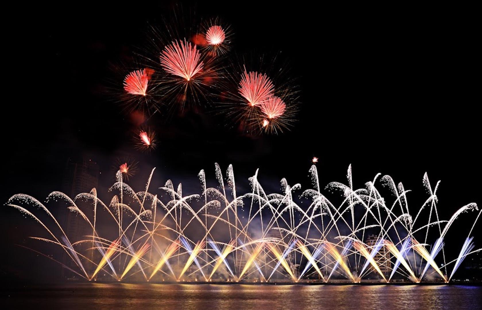 Lễ hội pháo hoa quốc tế Đà Nẵng 2019