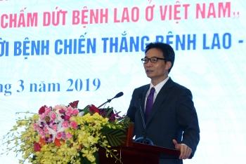 chi rieng nganh y te khong the cham dut duoc benh lao