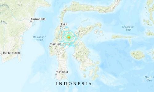 Động đất rung chuyển Indonesia, Thái Lan cảnh báo sóng thần 6 tỉnh