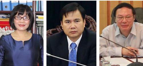 thu tuong chinh phu bo nhiem 3 thu truong