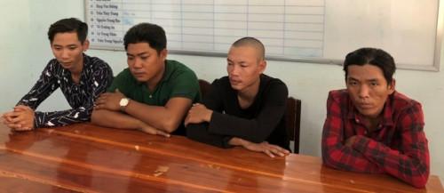 Triệt phá băng nhóm cưỡng đoạt tài sản của ngư dân ven biển Cà Mau