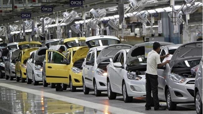 Việt Nam chi hơn 23 triệu USD để nhập khẩu ôtô trong 1 tuần