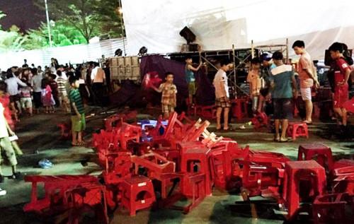 Xử phạt đoàn xiếc 'dởm' bị phụ huynh tố cáo ở Bình Thuận