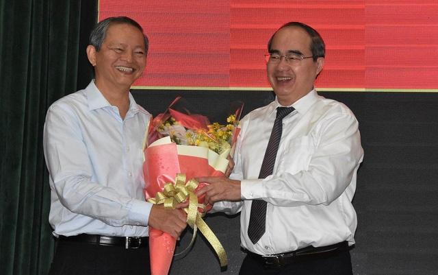 Đồng ý miễn nhiệm chức vụ Phó Chủ tịch UBND TPHCM đối với ông Lê Văn Khoa