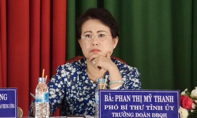 Đề nghị kỷ luật Phó Bí thư Tỉnh uỷ Đồng Nai Phan Thị Mỹ Thanh