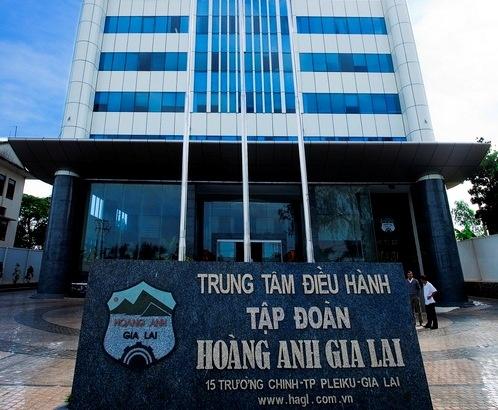 Cổ phiếu Công ty Cổ phần Hoàng Anh Gia Lai bị rơi vào diện cảnh báo