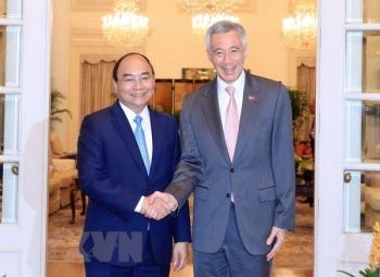 chuyen tham singapore cua thu tuong thanh cong tren nhieu phuong dien