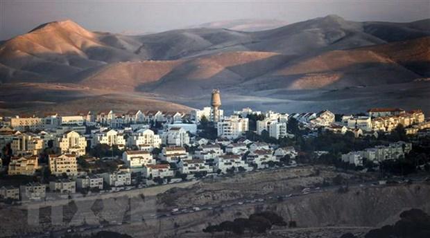 palestine chi trich binh luan cua my ve cac khu dinh cu israel