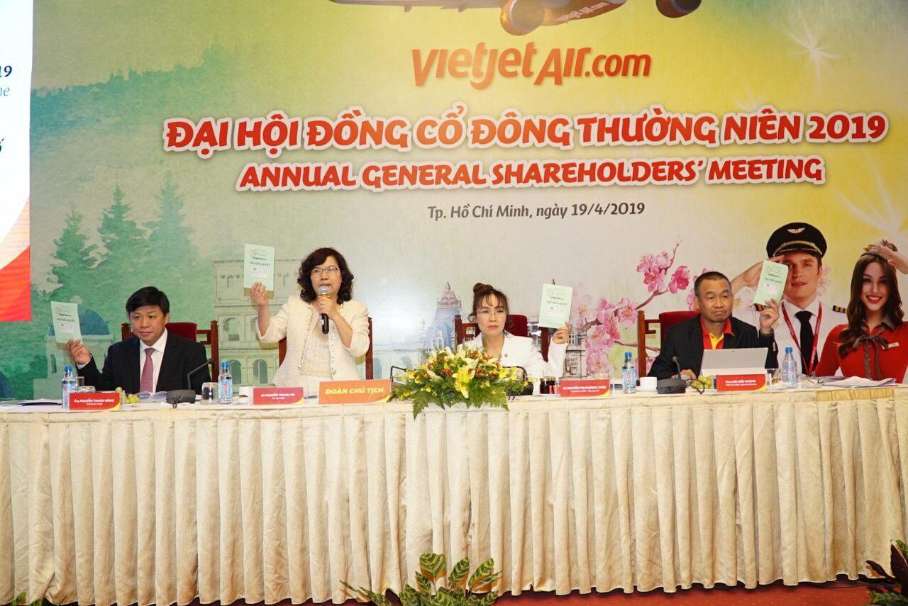 Vietjet đặt mục tiêu tăng 20 đường bay quốc tế trong năm 2019