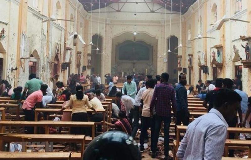 Khủng bố ở Sri Lanka: 228 người thiệt mạng, bắt giữ 13 nghi can