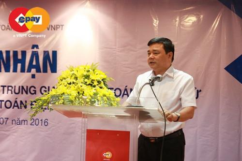 Nguyên Vụ trưởng NHNN phụ trách Hội đồng quản trị ngân hàng BIDV