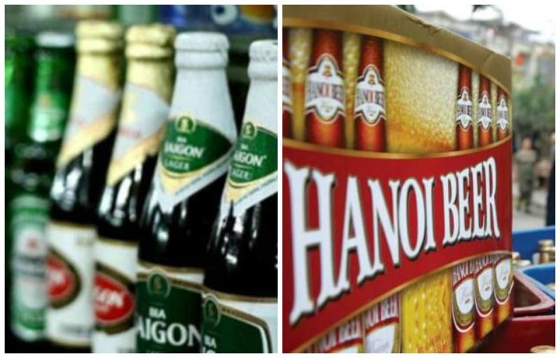 Xử lý truy thu thuế tại bia Sài Gòn và bia Hà Nội