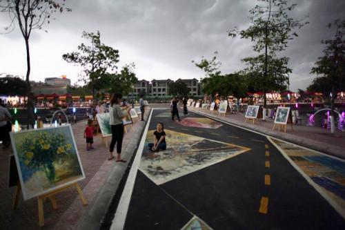Tuyến phố đi bộ thứ 2 của Hà Nội chính thức khai mạc