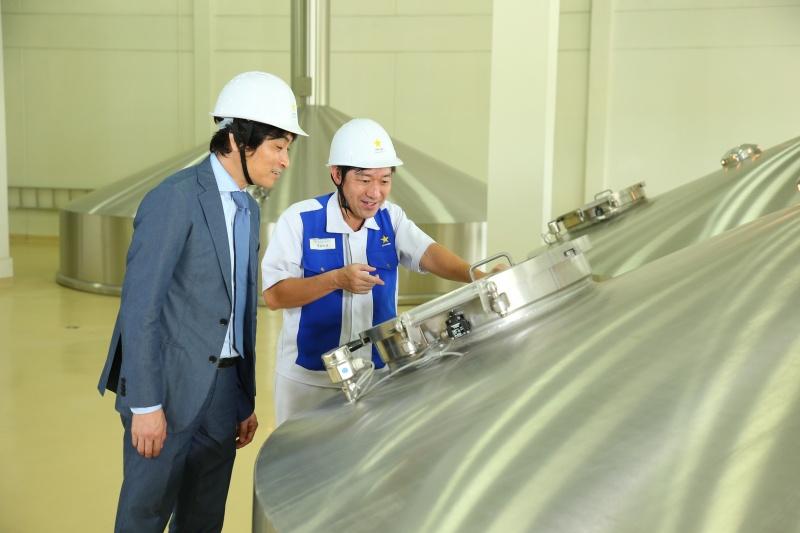 Sapporo Việt Nam đầu tư thêm gần 1 triệu USD để cắt giảm khí thải nhà kính