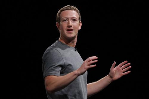 CEO Facebook Mark Zuckerberg thu về trung bình 6 triệu USD mỗi ngày