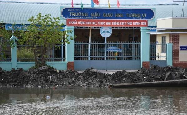 ho tro 1500 ty dong khac phuc sat lo vung dong bang song cuu long