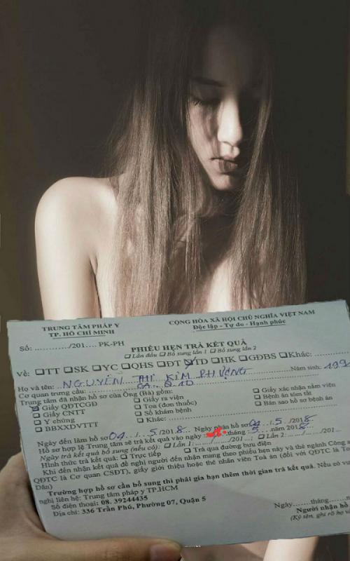Người mẫu ảnh nude tố bị họa sĩ nổi tiếng cưỡng bức trong khách sạn ở TPHCM