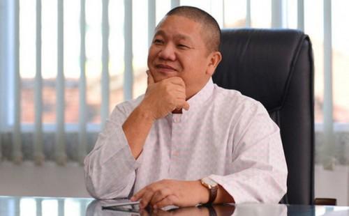 Vợ ông Lê Phước Vũ quyết định bán toàn bộ số cổ phần đang nắm giữ tại Tập đoàn Hoa Sen