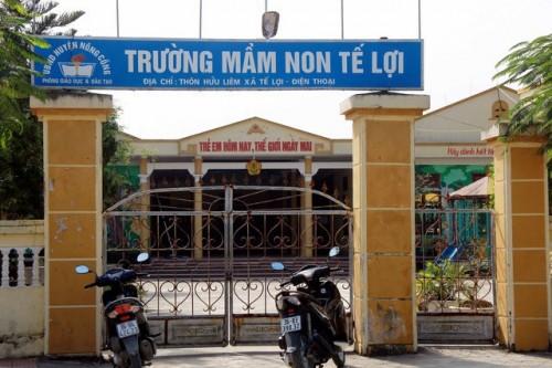 Nữ hiệu trưởng mầm non ở Thanh Hóa bị buộc thôi việc vì lừa đảo, chiếm đoạt tài sản