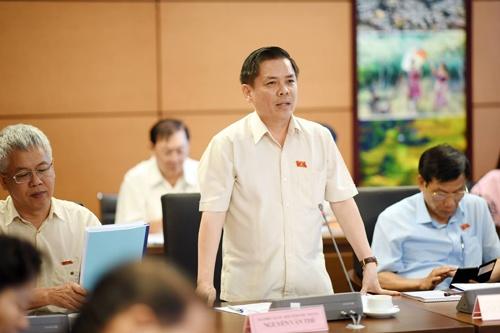 Bộ trưởng GTVT Nguyễn Văn Thể: BOT 'nóng' là 'sản phẩm của giai đoạn trước'