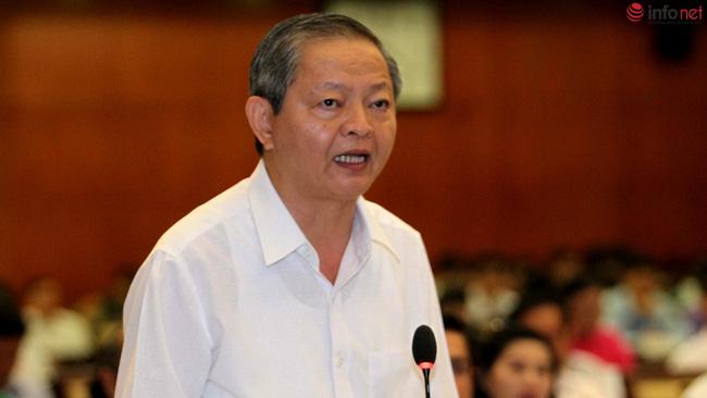 Miễn nhiệm chức vụ Phó Chủ tịch UBND TPHCM với ông Lê Văn Khoa