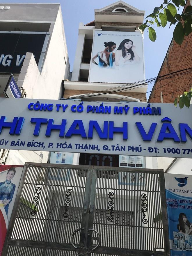 Công ty mỹ phẩm Phi Thanh Vân tiếp tục sai phạm sau khi bị xử phạt 155 triệu đồng