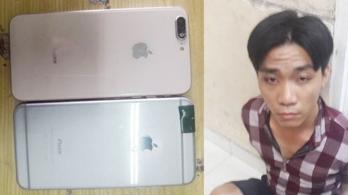 Trinh sát đặc nhiệm bắt nghi can trộm 2 iPhone nhờ đi theo dấu định vị