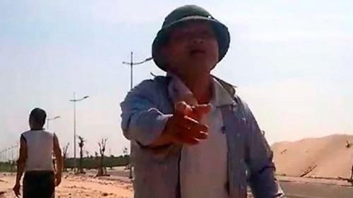 Yêu cầu đình chỉ công tác Phó giám đốc tấn công công an ở Quảng Bình