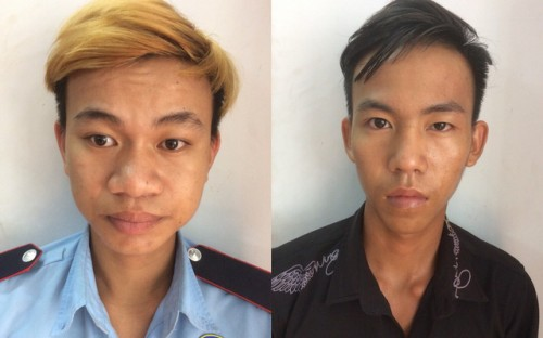 TPHCM: Trộm xe máy của cư dân, 2 gã bảo vệ chung cư bị bắt