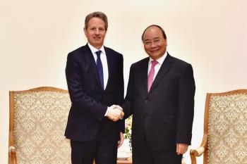 Thủ tướng khẳng định tạo điều kiện thuận lợi cho doanh nghiệp Hoa Kỳ đầu tư tại Việt Nam