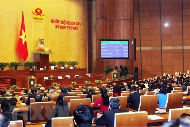Quốc hội xem xét dự án Luật Thi hành án hình sự (sửa đổi)
