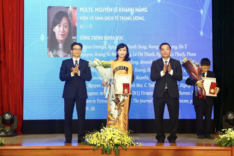 Trao Giải thưởng Tạ Quang Bửu 2019