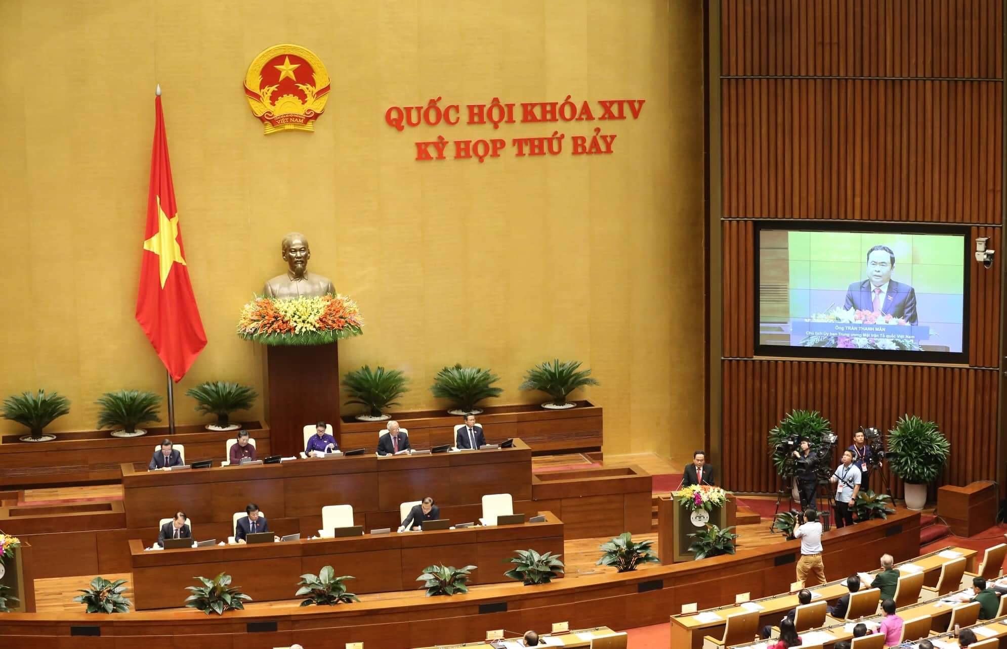 Trên 3.500 ý kiến, kiến nghị của cử tri gửi tới Quốc hội