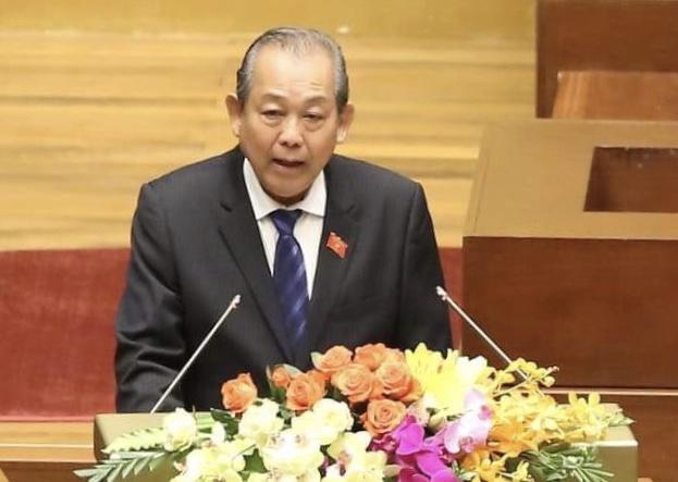 Phó Thủ tướng Thường trực: Xác định năm 2019 là năm bứt phá