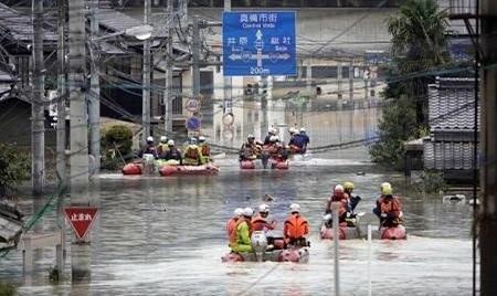 Hệ thống dự báo ngập lụt