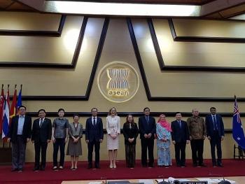 Australia cam kết hỗ trợ ASEAN xây dựng Cộng đồng và thực hiện Tầm nhìn ASEAN 2025