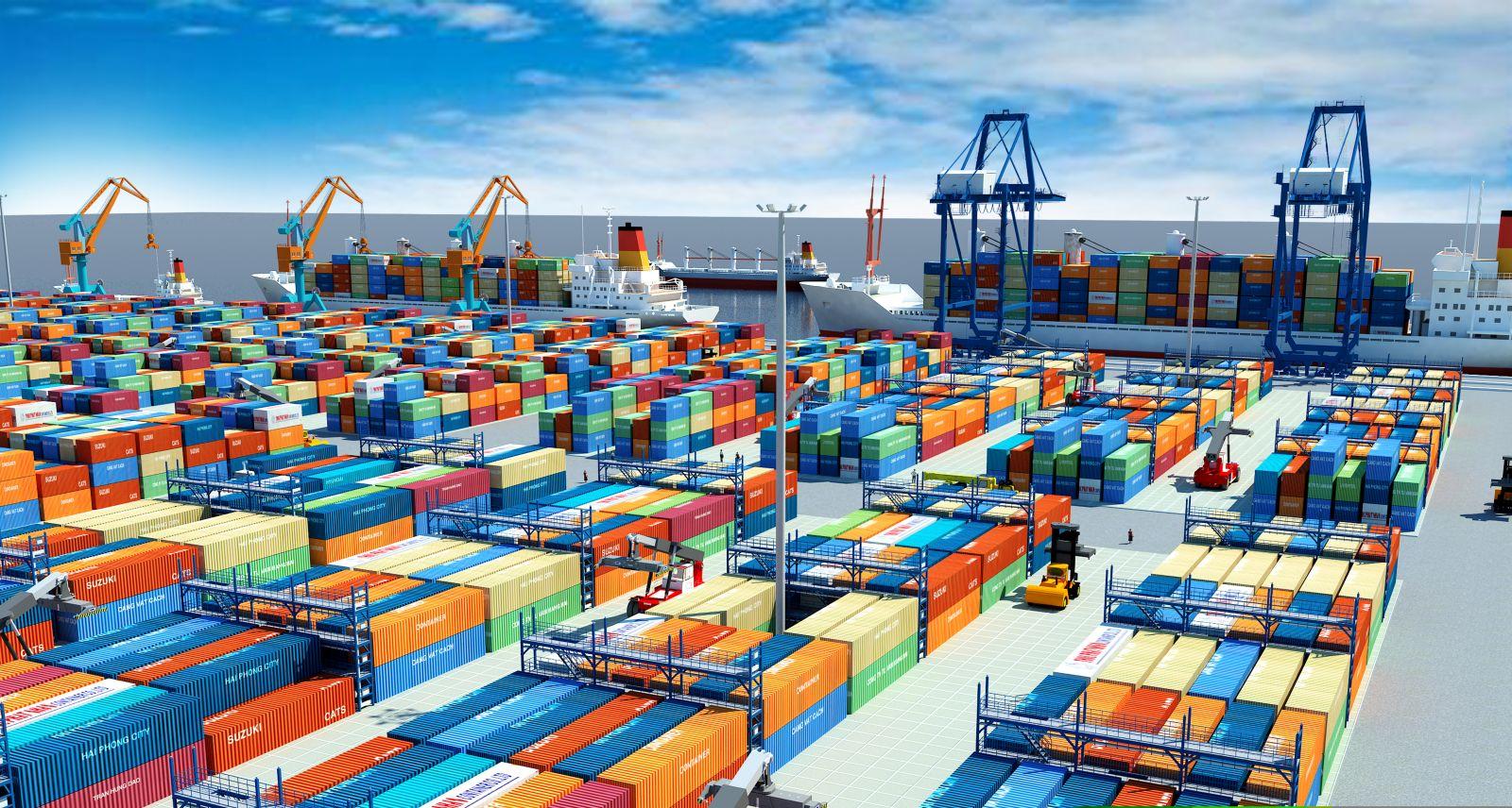 Bloomberg: Hàng Việt Nam xuất khẩu vào Mỹ tăng mạnh