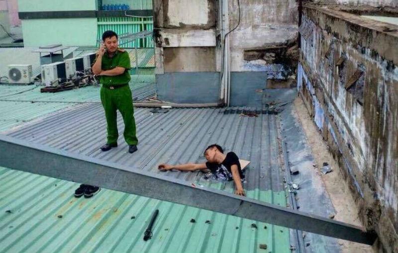 TPHCM: Không có chuyện nam thanh niên bị điện giật tử vong khi đục mái tôn để trộm cắp
