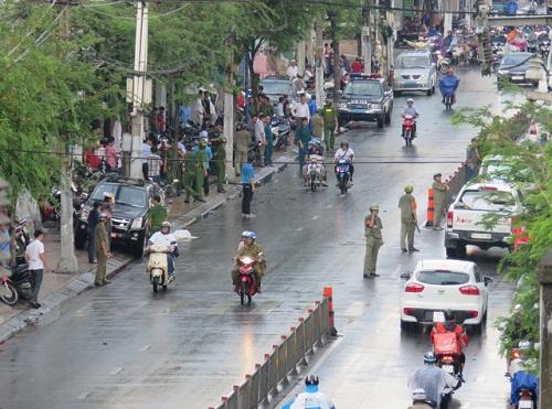 TPHCM: Điều tra vụ nổ tại trụ sở công an phường 12, quận Tân Bình