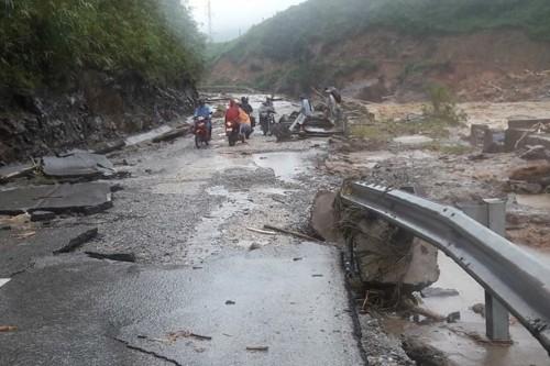 5 thương vong, thiệt hại 20 tỷ đồng do lũ quét ở Lai Châu