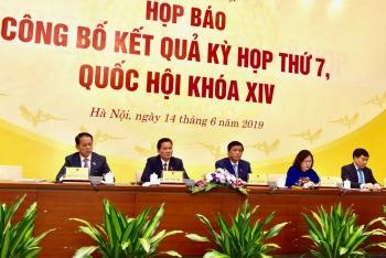 Kỳ họp thứ 7, Quốc hội khóa XIV diễn ra thành công tốt đẹp