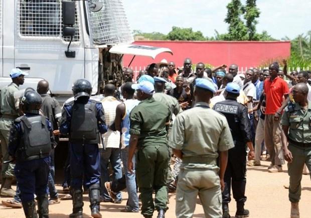 Hai phóng viên hãng tin AFP bị bắt giữ khi tác nghiệp ở CH Trung Phi