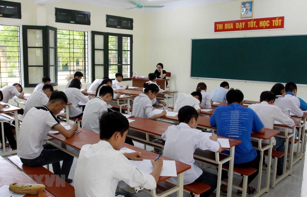 Thi tuyển lớp 10 tại Thành phố Hồ Chí Minh: Gần 130 bài thi môn Toán điểm 0