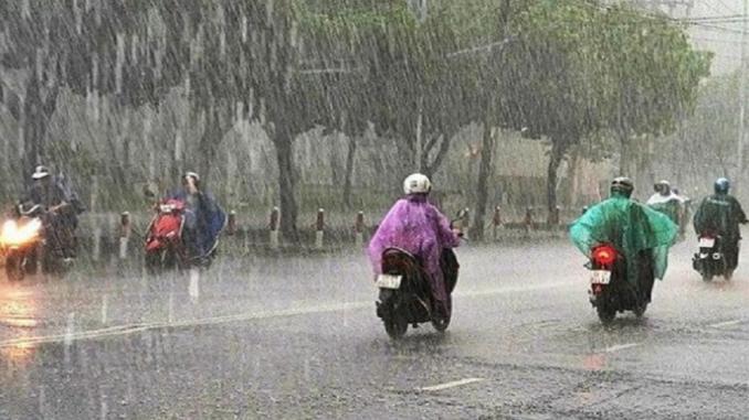 Dự báo thời tiết 18/6: Bắc Bộ tiếp tục mưa to diện rộng