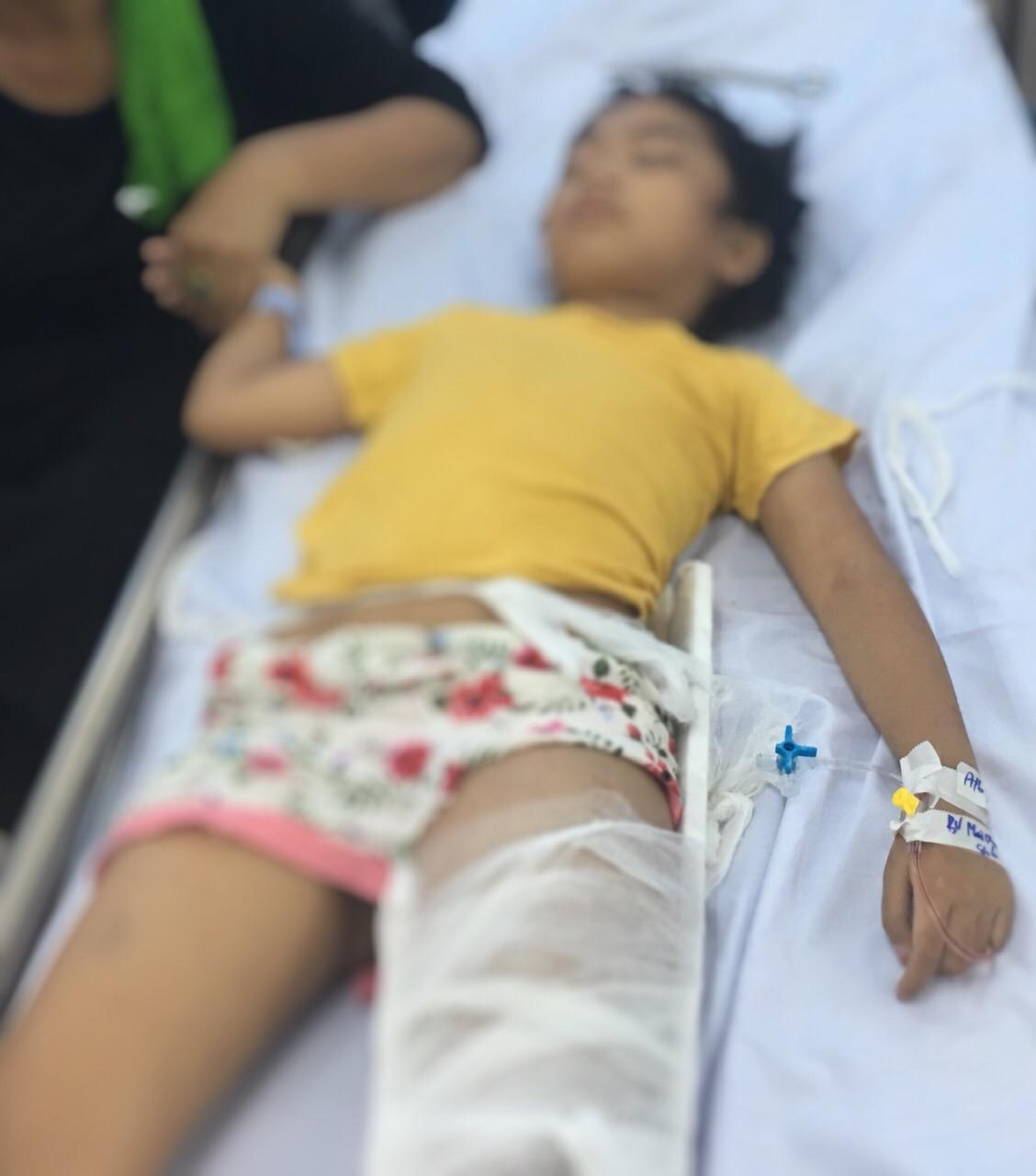 Tình hình sức khỏe của các nạn nhân vụ tai nạn tại Hòa Bình