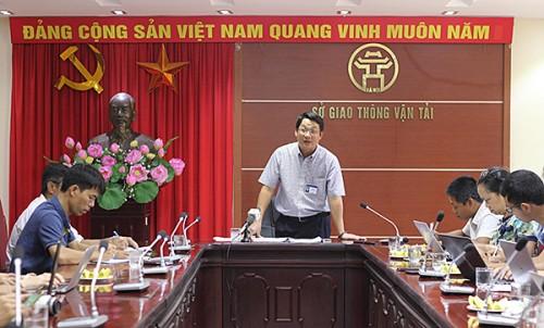 so gtvt ha noi khang dinh thong tin tu 17 ha noi se xoa so xe ba banh la khong chinh xac