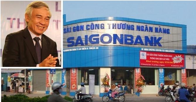 Cựu Chủ tịch Saigonbank bị kỷ luật hình thức 'cảnh cáo' vì sai phạm liên quan đất đai